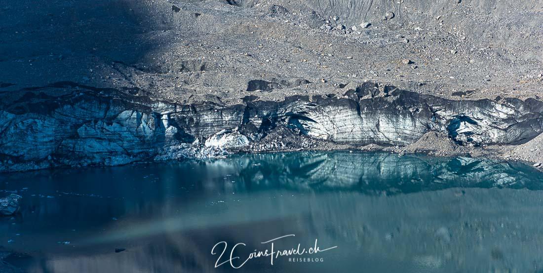 Gletschersee im Griess