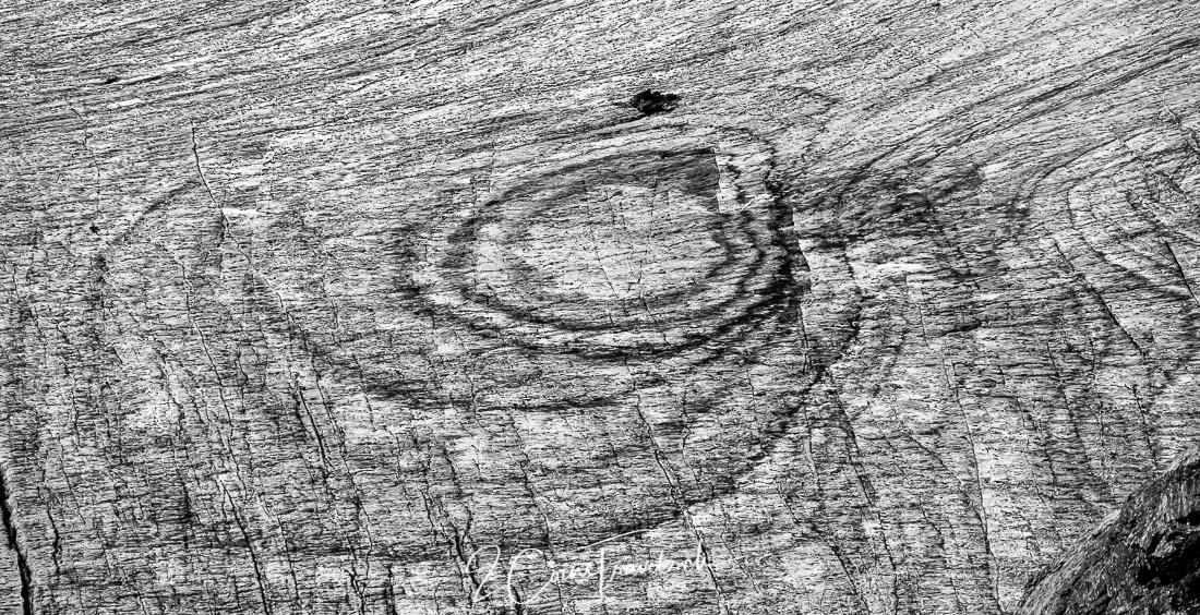 Muster Claridenfirn
