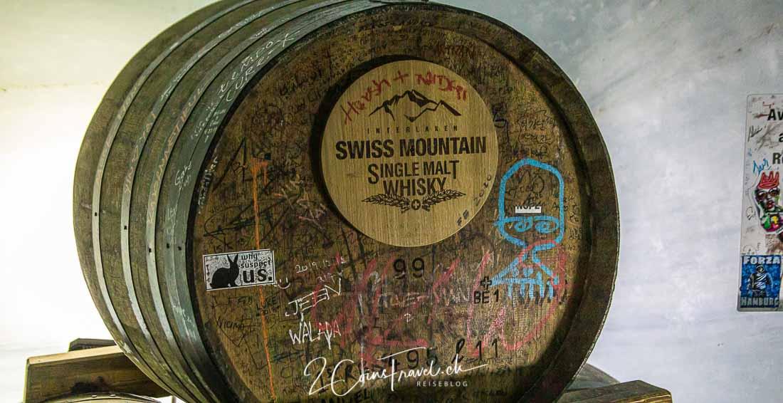Swiss Whiskey Jungfraujoch
