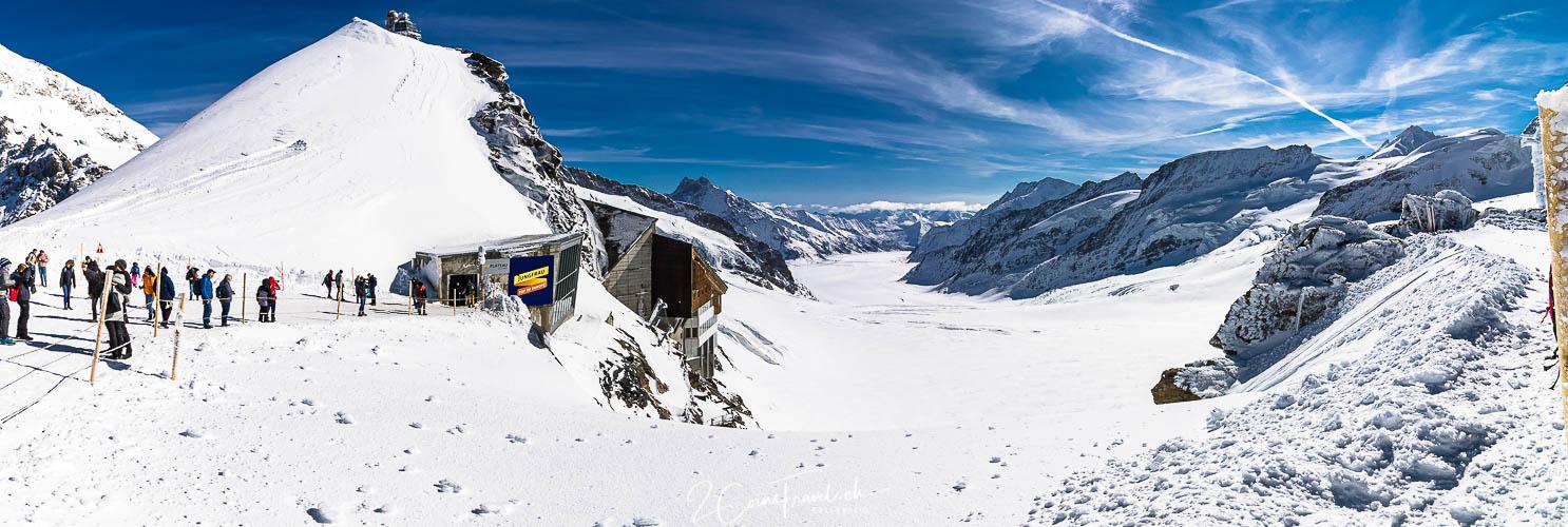 Gletscher Plateau