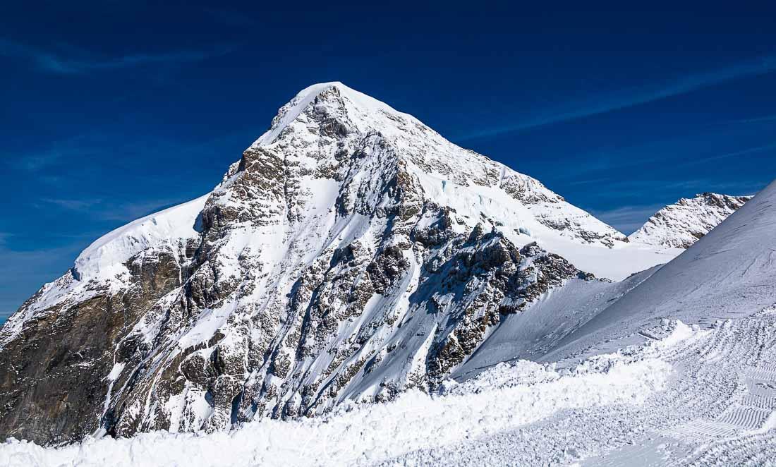 Mönch Gipfel