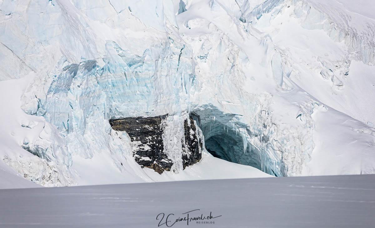 Gletscher am Mönch