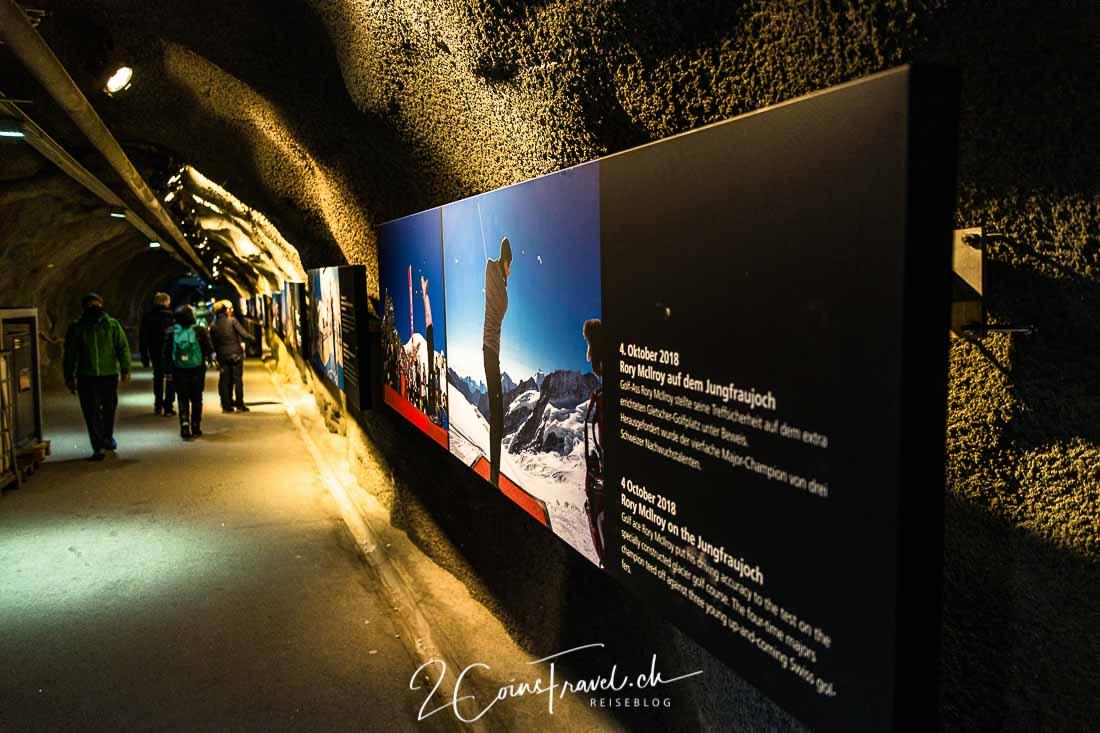 Tunnel Jungfraujoch
