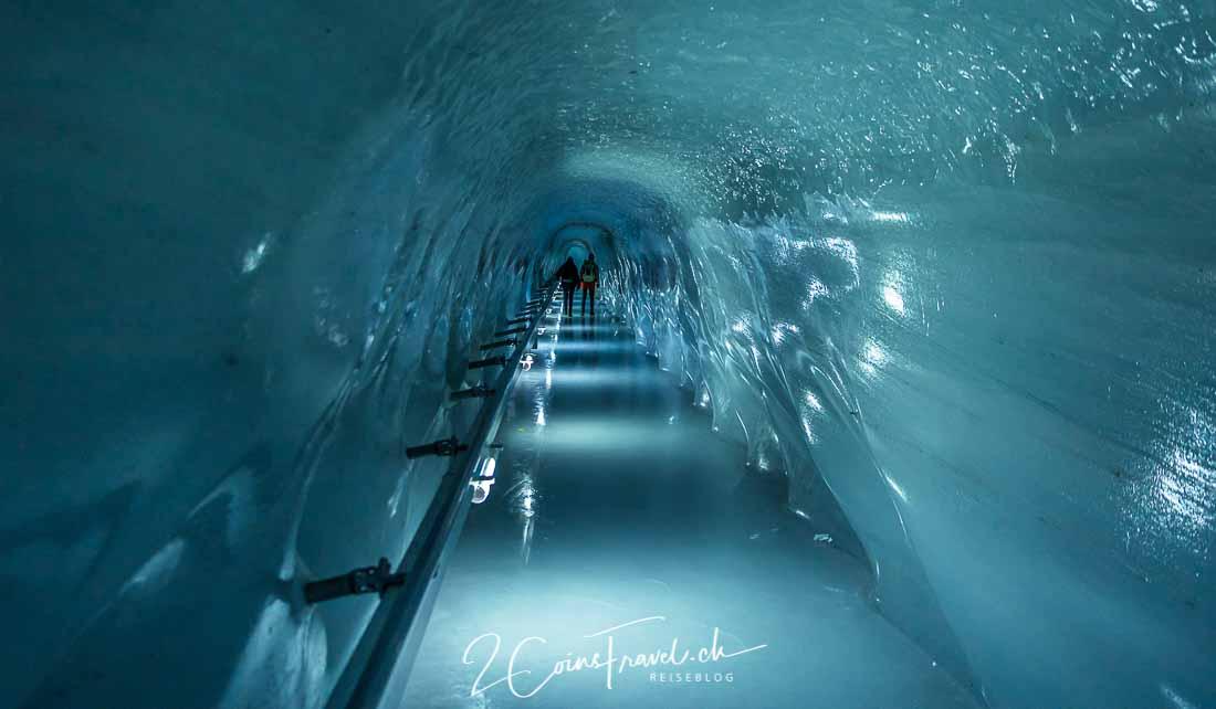 Gletschergrotte Jungfraujoch