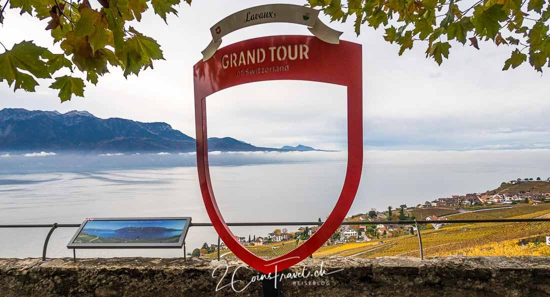 Grand Tour of Switzerland Lavaux