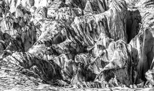 Falljökull-Gletscher