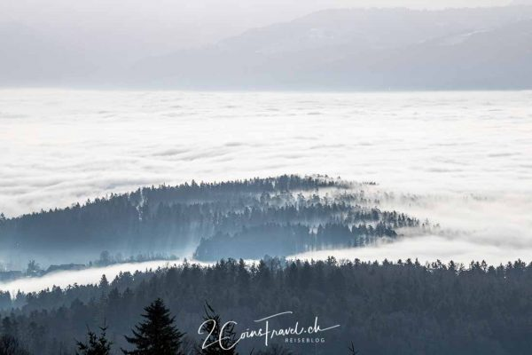 Nebelmeer Züri Oberland