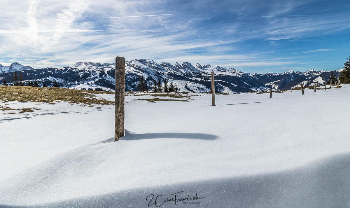 Toggenburg Winterwanderung