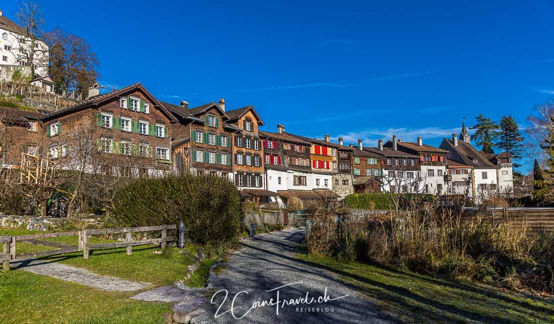 Stadtfront Werdenberg