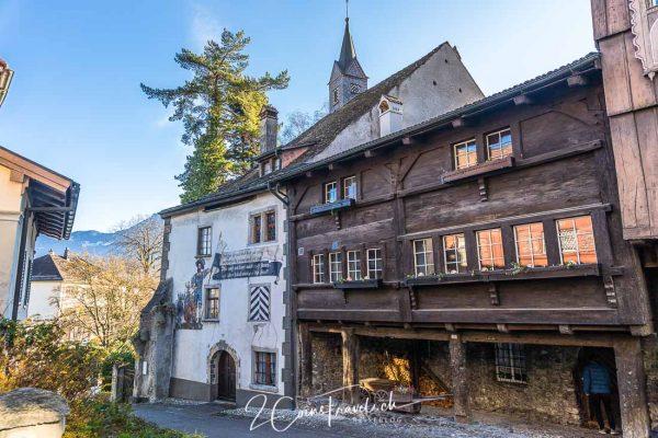 Ortskern Werdenberg