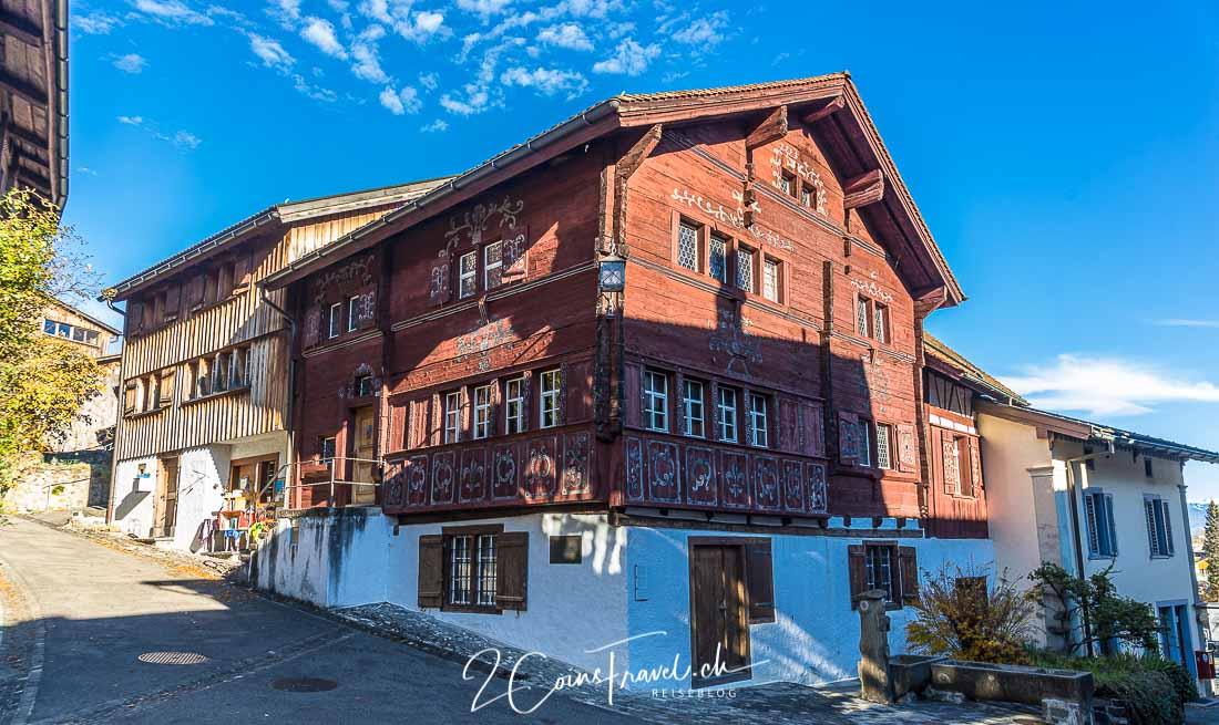 Rotes Haus Werdenberg