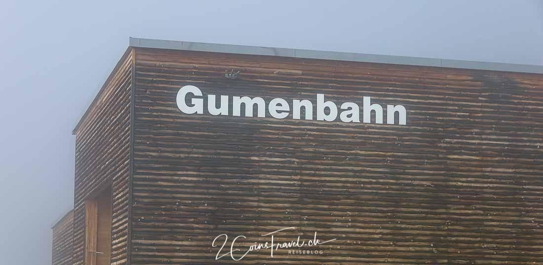 Gumenbahn