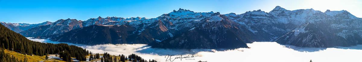 Panorama Nebelmeer