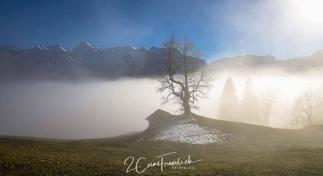 Braunwald Wanderung