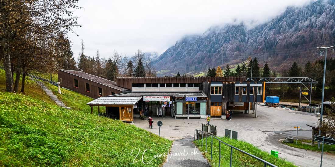 Braunwald Talstation