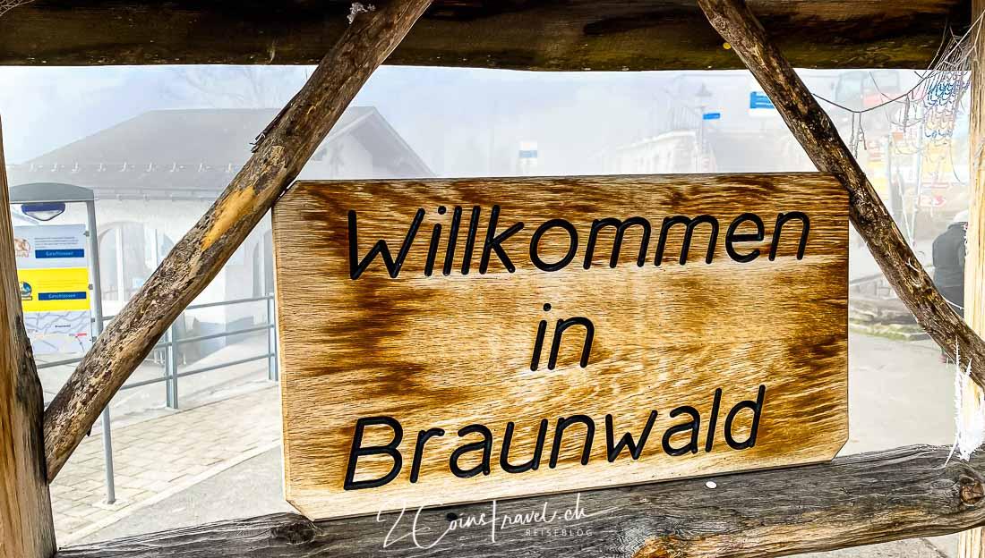 Willkommen in Braunwald
