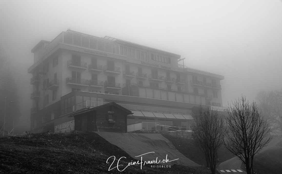 Märchenhotel Nebel