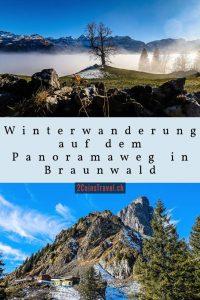 Pinterest Wanderung in Braunwald
