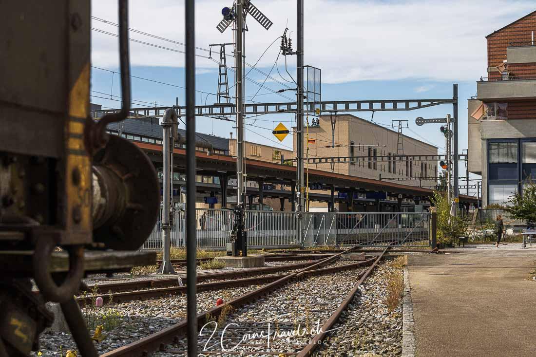 Uster alter Bahnhof
