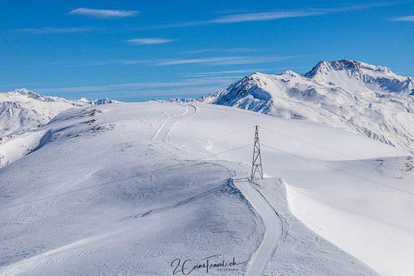 Arosa Winterwanderung