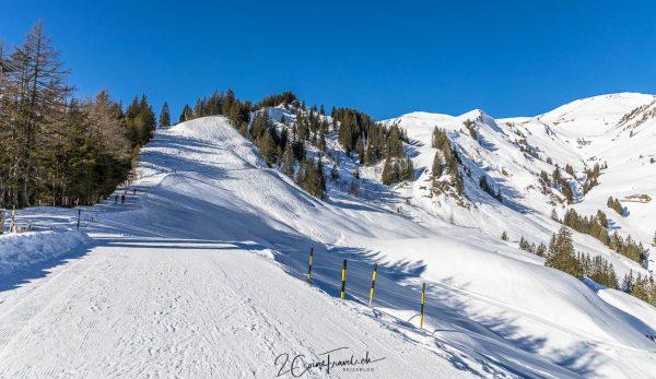 Winterwanderweg Turren