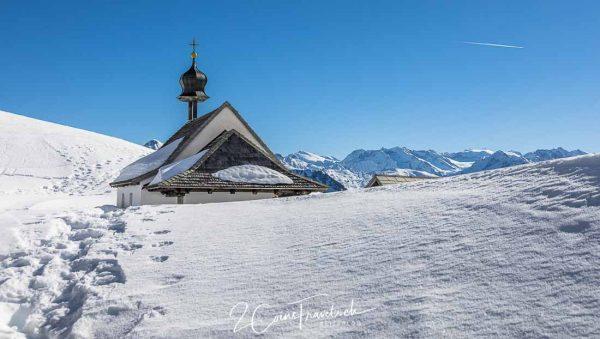 Kapelle in Breitenfeld
