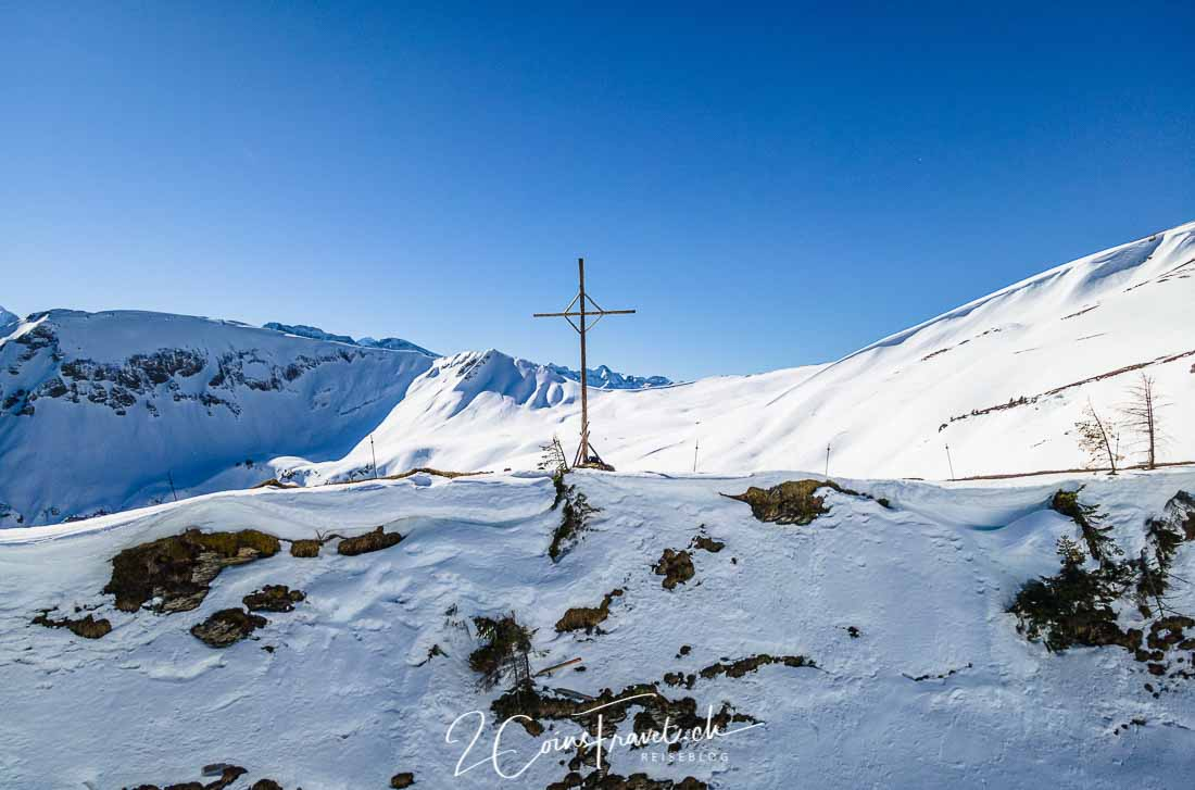 Winterwanderweg Turren Breitenfeld