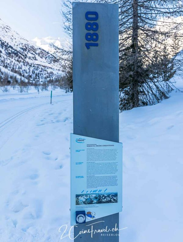 Gletscherstand 1880