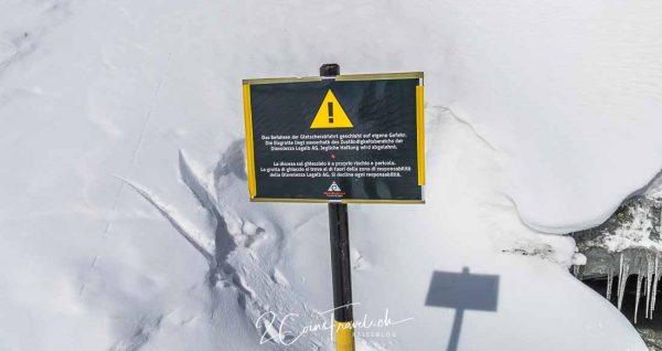 Eishöhle Morteratschgletscher