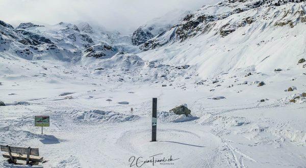 Gletscherlehrpfad Morteratsch