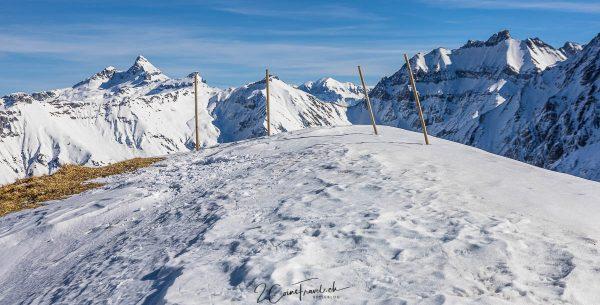 Chamerstock im Winter