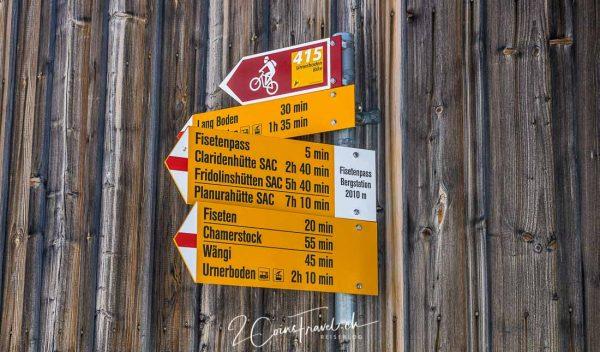 Fisetenpass Bergstation Seilbahn