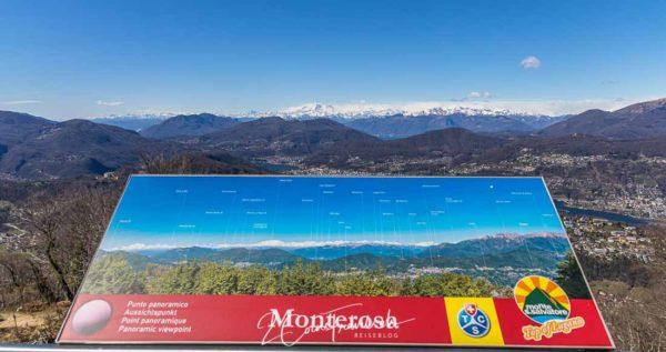 Aussichtspunkt Monte San Salvatore