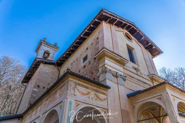 Kirche Madonna d'Ongero