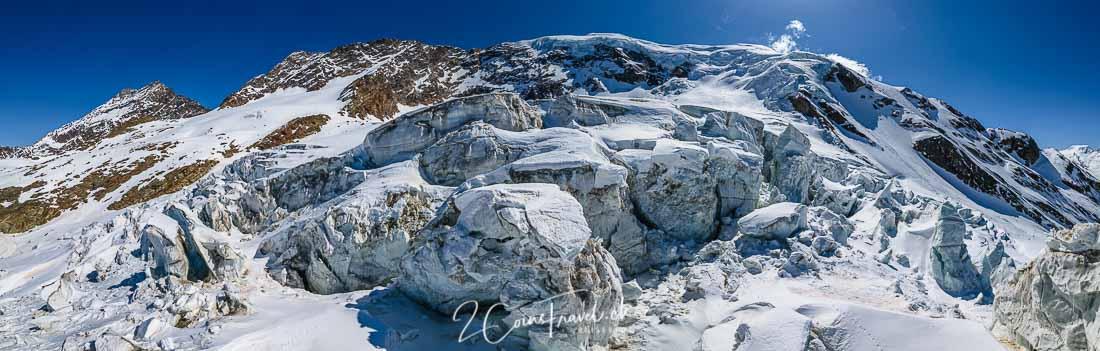 Panorama Triftgletscher