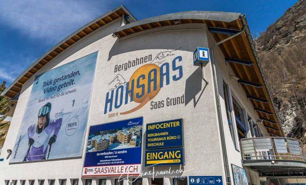 Talstation Hohsaas Saas-Grund