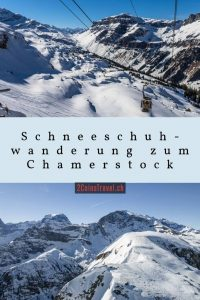 Pinterest Winterwanderung Fisetenpass