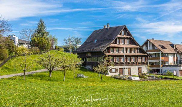Haus in Menzingen