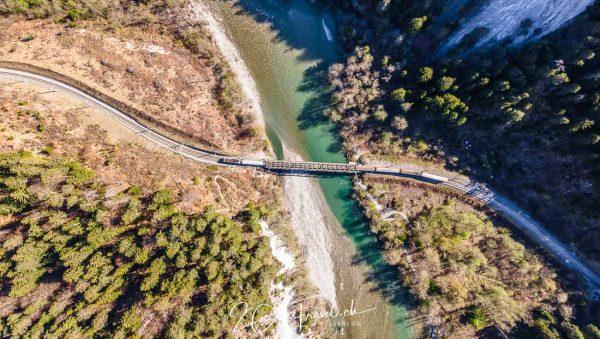 Islabord Eisenbahnbrücke
