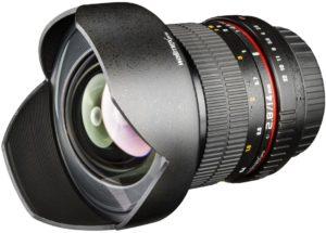 Walimex Pro Objektiv 14mm f/2.8