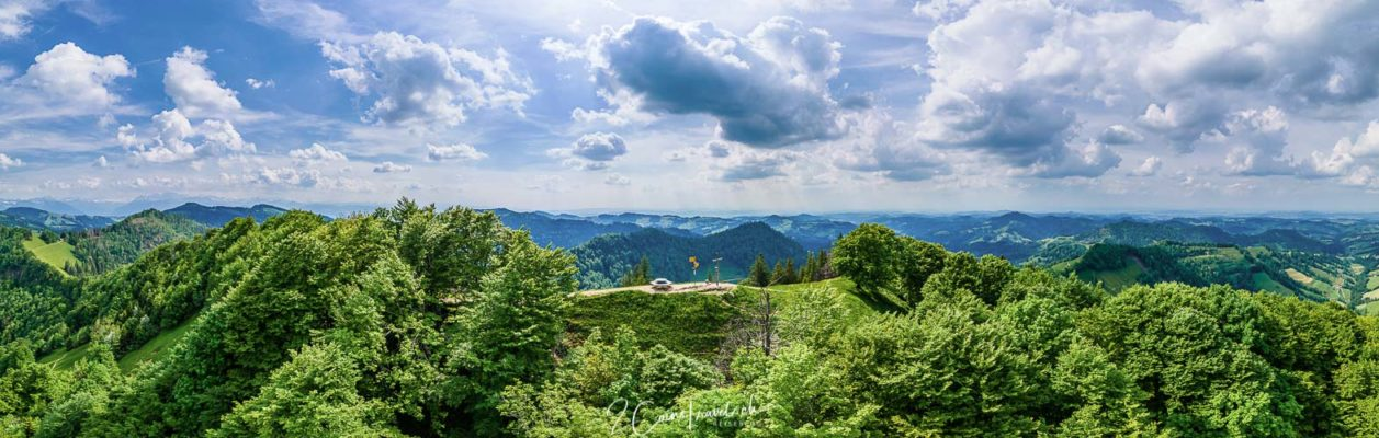 Schnebelhorn Panorama