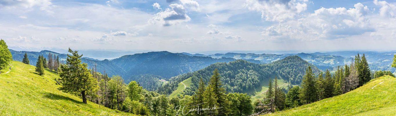 Aussicht Schnebelhorn