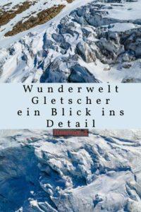 Pinterest Gletscher Detail
