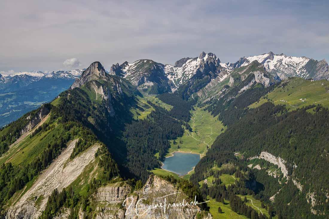 Säntis und Alpstein