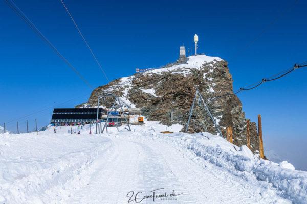 Klein Matterhorn Station