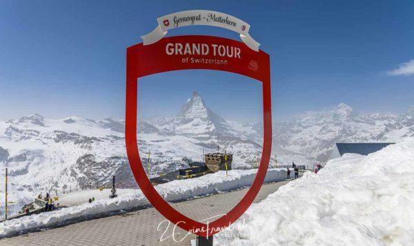 Grand Tour Foto Spot Gornergrat