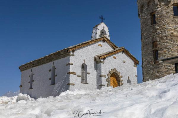 Kapelle auf dem Gornergrat
