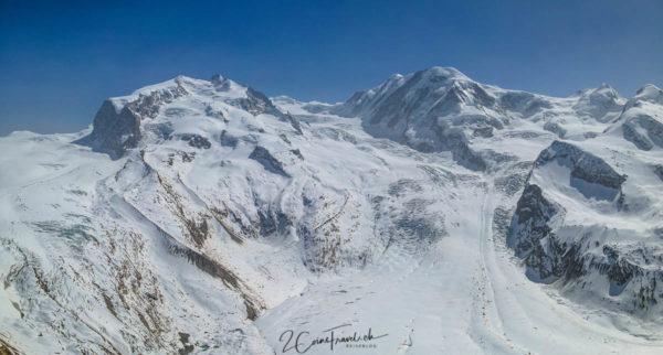 Monte Rosa Massiv