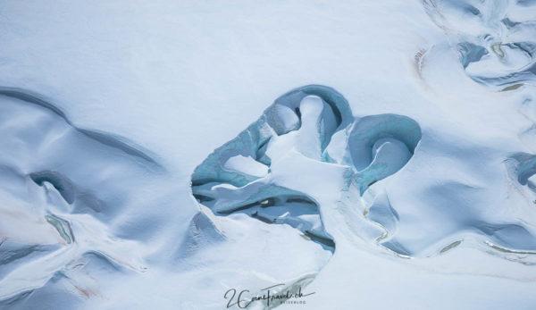 Gletscherschlucht