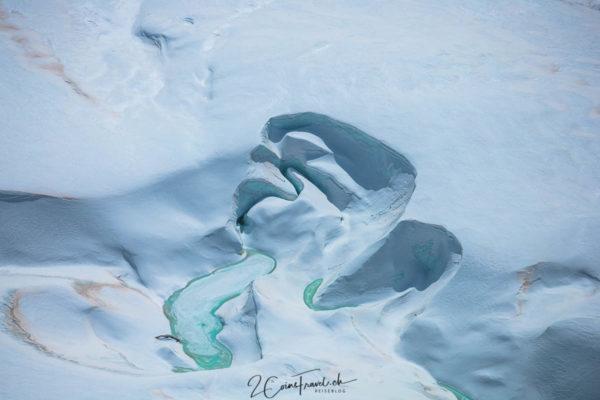 Gletscherschlucht Gornergletscher